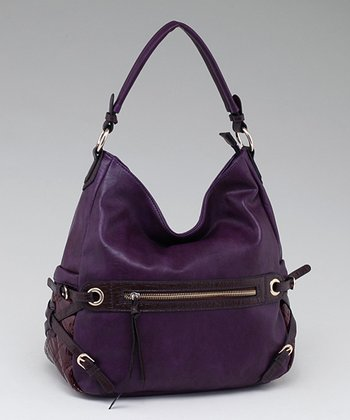 Violet Coffee Bess Hobo