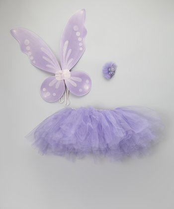 Sugarplum Marzipan Tutu Set - Girls