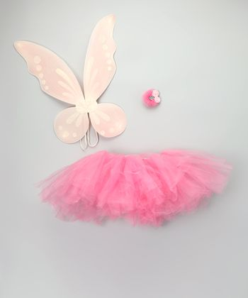 Bubblegum Marzipan Tutu Set - Girls