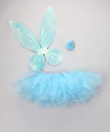 Cotton Candy Marzipan Tutu Set - Girls