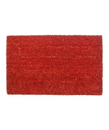 Simply Red Doormat
