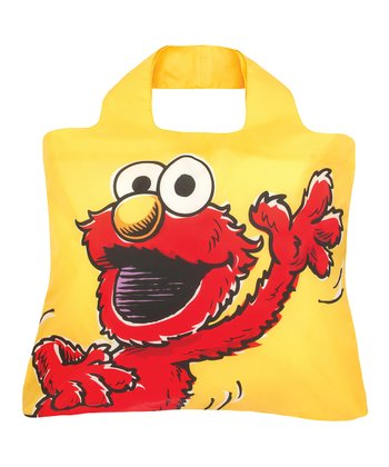 Yellow Elmo Bag