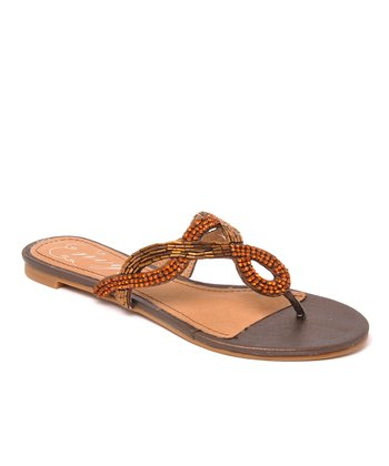 Envy Bronze Chicklit Sandal