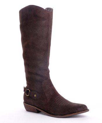 Dark Brown Casey Boot