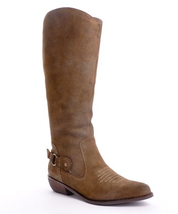 Light Brown Casey Boot