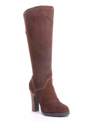 Brown Deo Boot