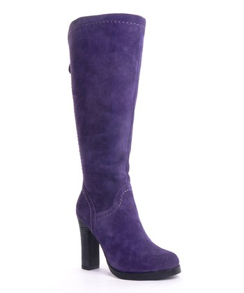 Purple Deo Boot