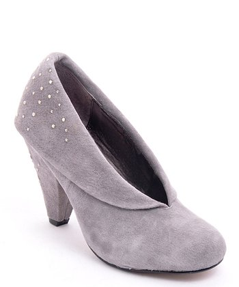 Light Gray First Date Pump