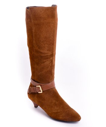 Brown Kinsman Boot