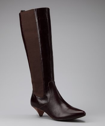 Brown Overdo Boot