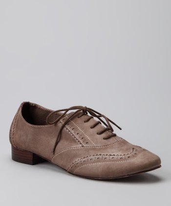 Brown Tango Oxford