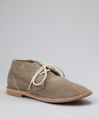Natural Wigwam Ankle Boot