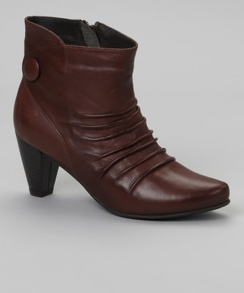 Brown Lucia Boot
