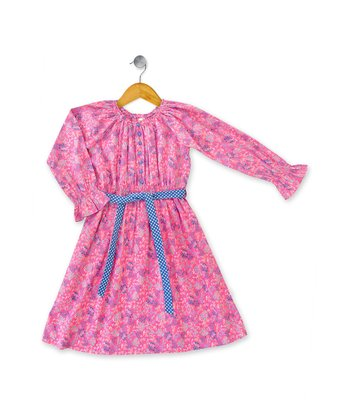 Pink Angelique Dress - Infant & Toddler