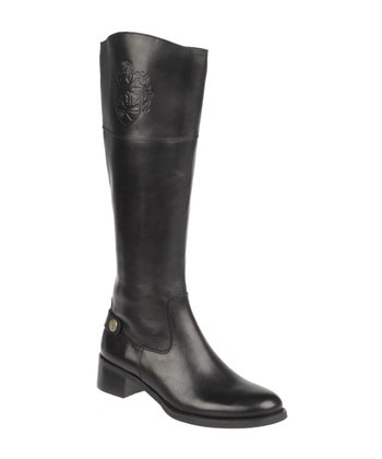 Black Chip Boot