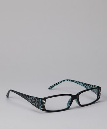 Etienne Aigner Teal King Readers