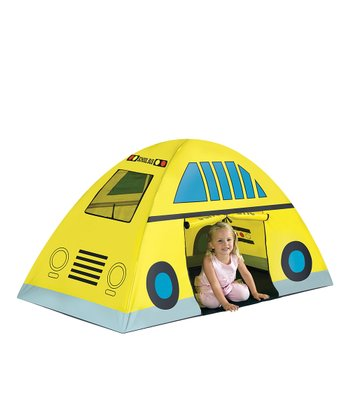 School Bus Tent & Carry Case
