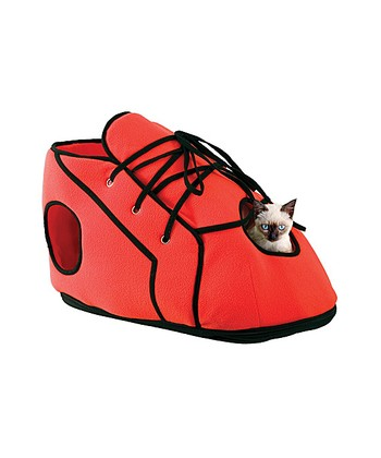 Red Shoe Cat Playhouse