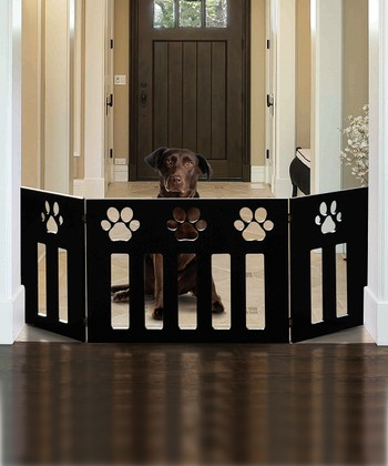 Pet Paw Gate