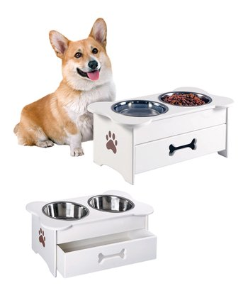 Drawer Pet Feeder