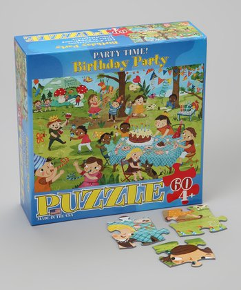 Birthday Party Time! Puzzle