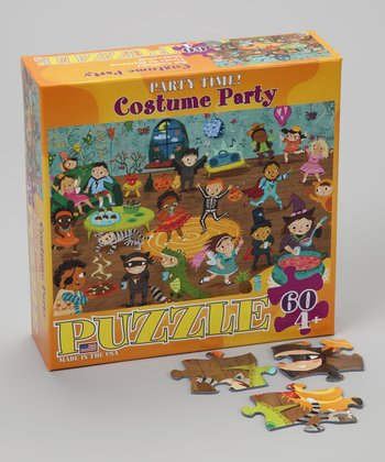 Costume Party Time! Puzzle
