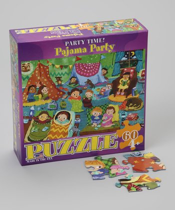 Pajama Party Time! Puzzle