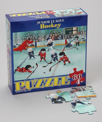 Hockey Junior League Puzzle