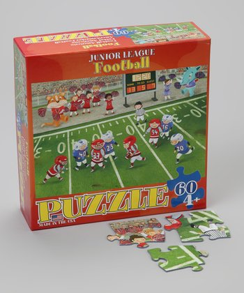 Football Junior League Puzzle