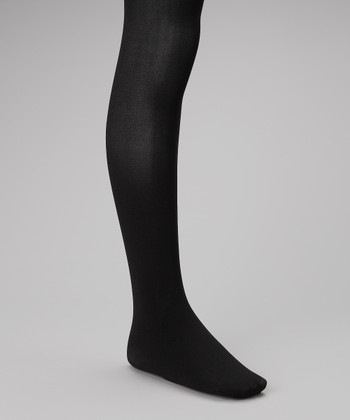 Black Convertible Tights - Toddler & Girls