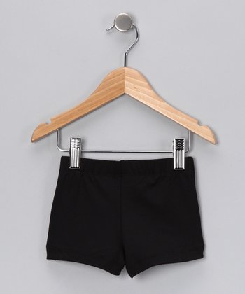 Black Shorts - Girls