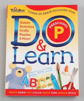 Do & Learn: Preschool Paperback
