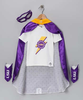 Louisiana State Tigers Super-Fan Set - Kids