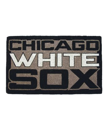 Chicago White Sox Welcome Mat