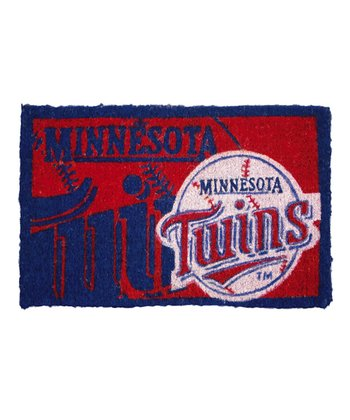 Minnesota Twins Welcome Mat