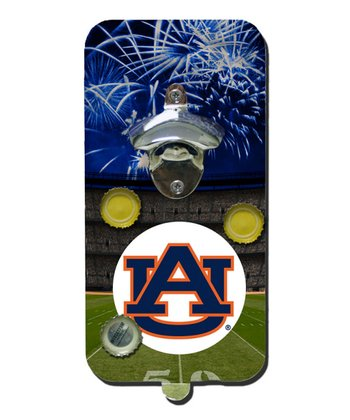 Auburn Clink 'n' Drink Magnetic Bottle Opener