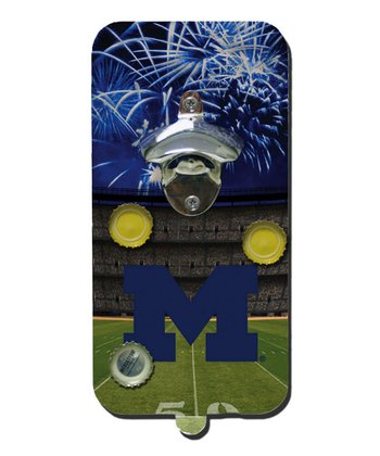 Michigan Clink 'n' Drink Magnetic Bottle Opener