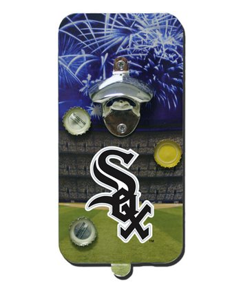 Chicago White Sox Clink 'n' Drink Magnetic Bottle Opener