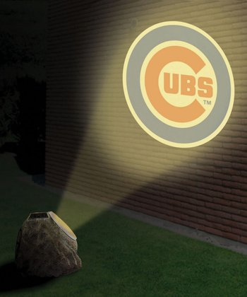 Chicago Cubs Projection Rock