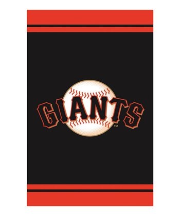 San Francisco Giants Fiber Optic Garden Flag