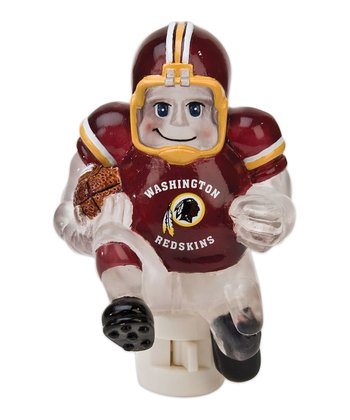 Washington Redskins Football Player Night-Light