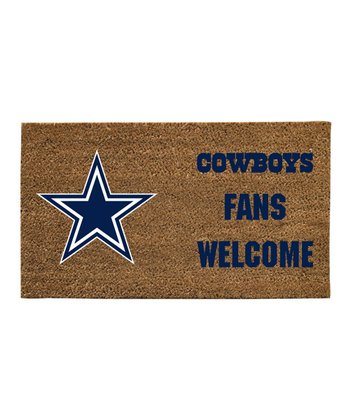 Dallas Cowboys LED Doormat