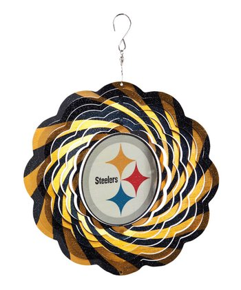 Pittsburgh Steelers Geo Spinner