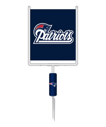 New England Patriots Goalpost Set