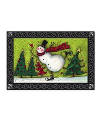 Winter Friends MatMates Doormat