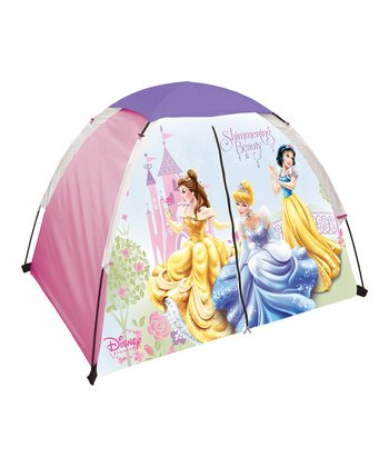 Purple Princesses Floorless Tent