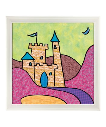 Eyelevel Calico Kingdom III Framed Print