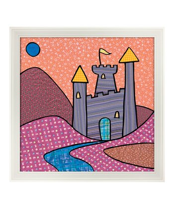 Eyelevel Calico Kingdom II Framed Print