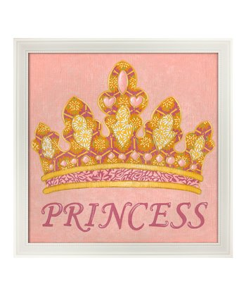 Eyelevel Princess Framed Print