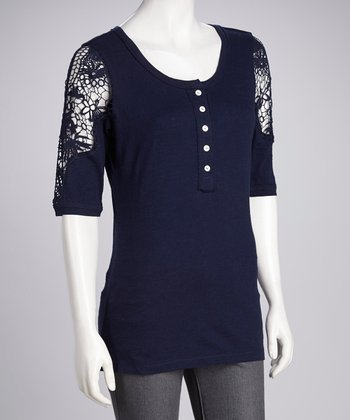 Eyeshadow Deep Navy Henley
